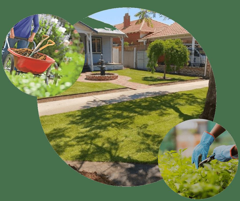 garden service melbourne